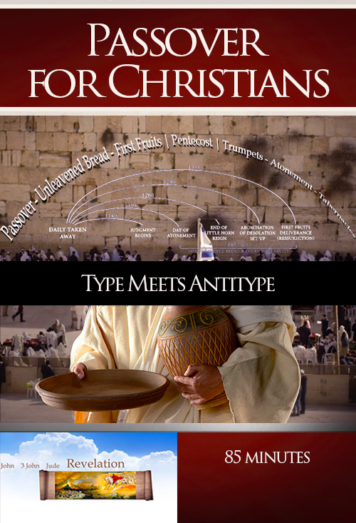 The Passover for Christians - Single DVD